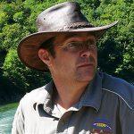 Francis Chauvet, moniteur-guide de l'Ecole de pêche Française