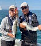 Pêche à Locquirec avec Yoann Henry