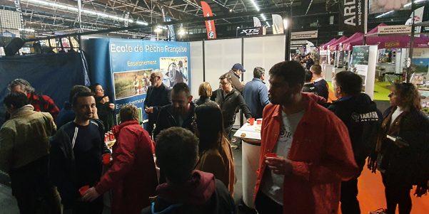 L'Ecole de Pêche Française au CNPL 2020