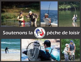 COVID-19. Soutenons la pêche de loisir
