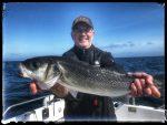 Pêche aux leurres et aux vifs en bateau